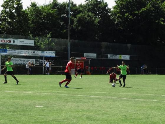 1. Mannschaft - Troisdorf