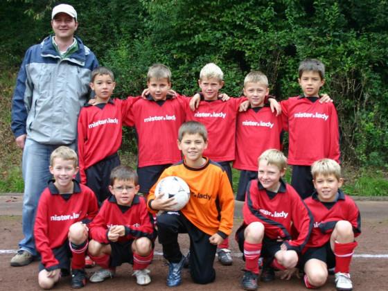 F1-Jugend 2007-2008