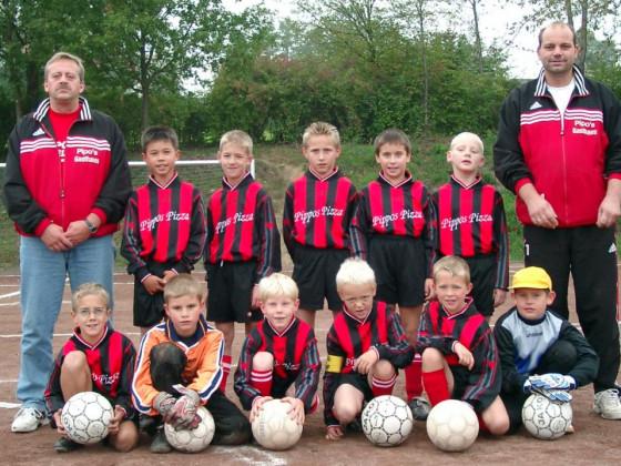 F1-Jugend 2003-2004
