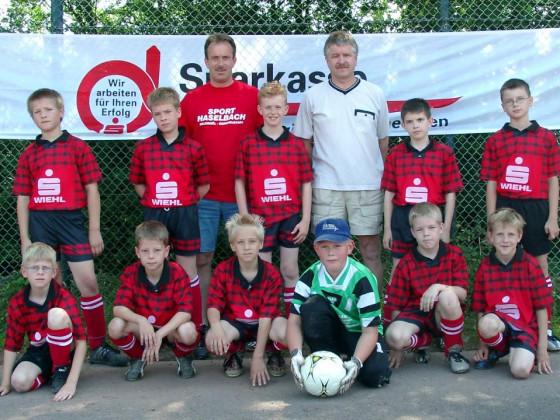 E1-Jugend 2002-2003 #2
