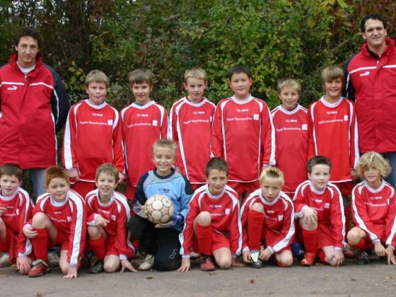 E2-Jugend 2007-2008 #1