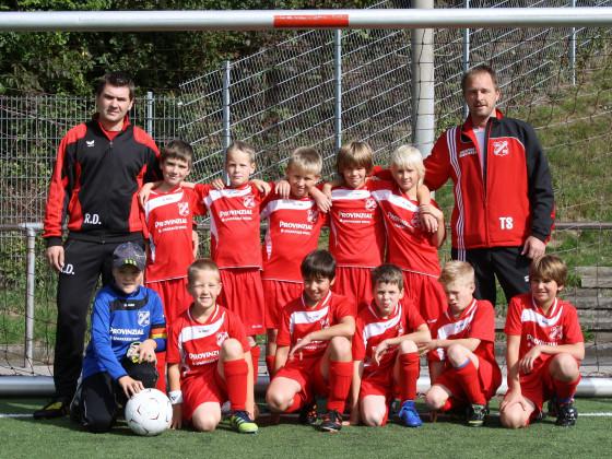 E2-Jugend 2012-2013