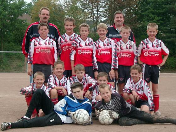 D1-Jugend 2002-2003