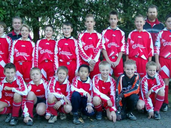 D1-Jugend 2003-2004