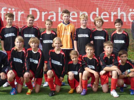 D1-Jugend 2012-2013