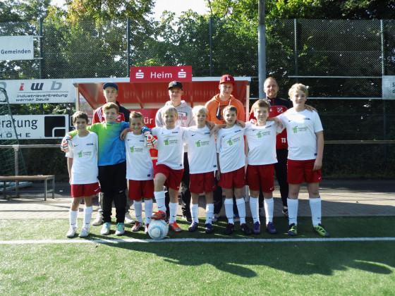D2-Jugend 2013-2014