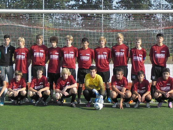 B1-Jugend 2011-2012