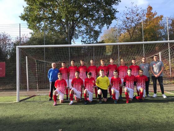 B2-Jugend 2018-2019