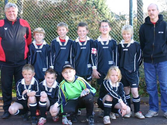 E1-Jugend 2007-2008