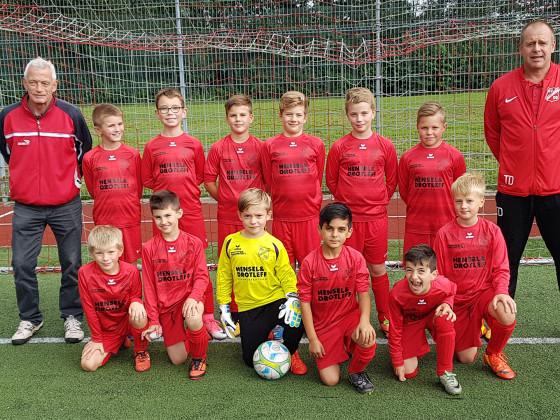 E1-Jugend 2017-2018