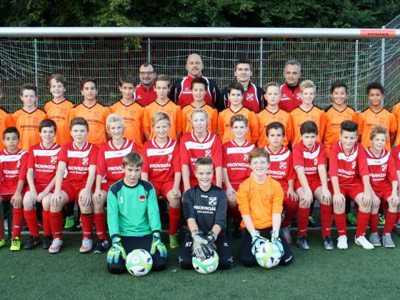 D-Jugend 2015-2016
