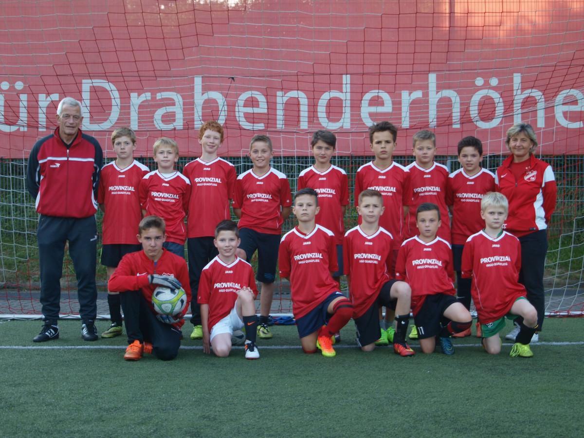 D1-Jugend 2016-2017