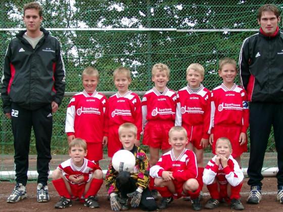 F2-Jugend 2003-2004