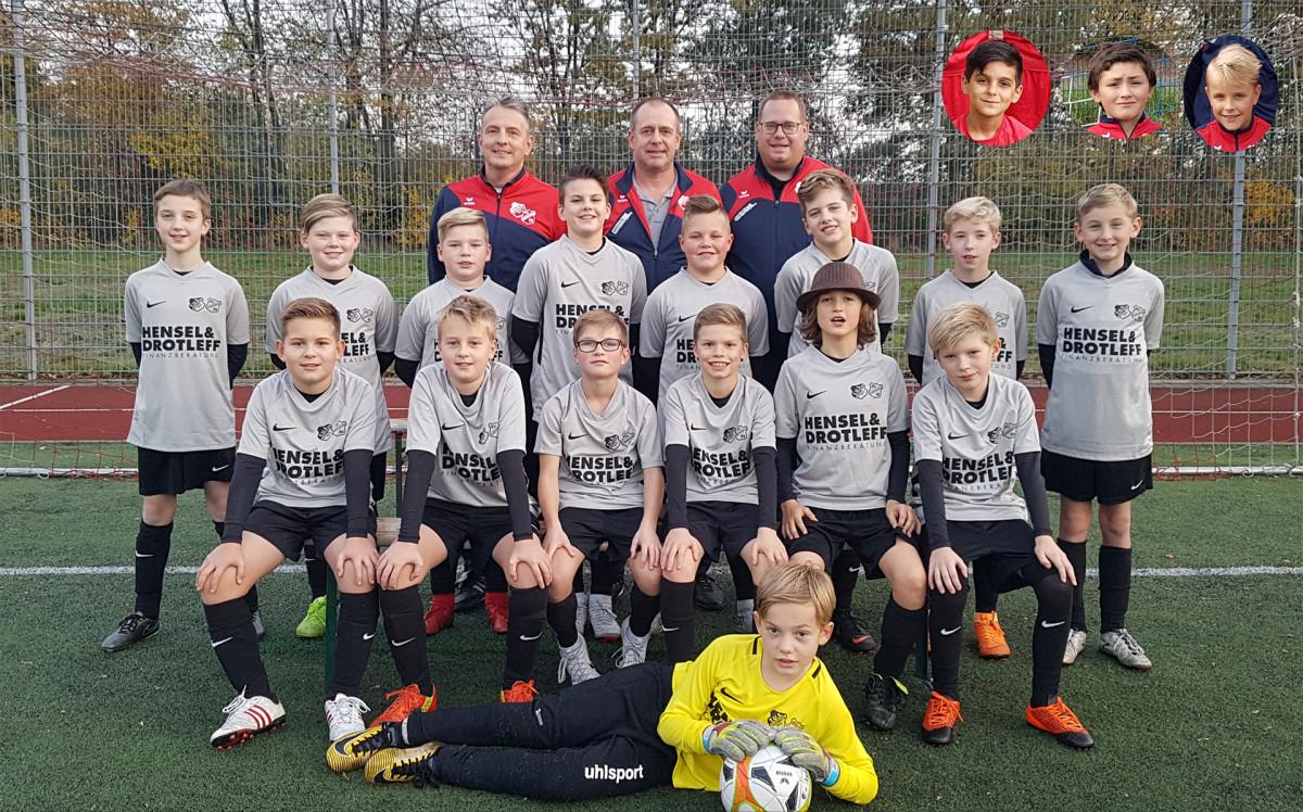 E1-Jugend 2018-2019