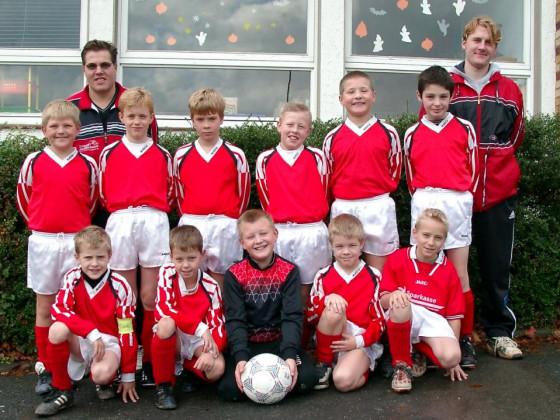 E1-Jugend 2002-2003 #1