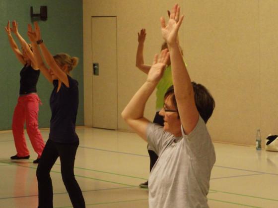 Dance-Fit Trainingseindrücke 2013