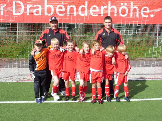 F2-Jugend 2010-2011