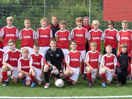 C1-Jugend 2010-2011