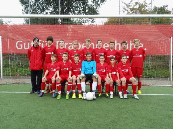 C1-Jugend 2013-2014
