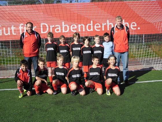 E2-Jugend 2011-2012