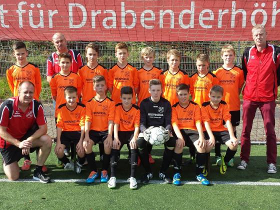 D1-Jugend 2014-2015