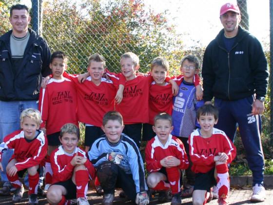 F2-Jugend 2007-2008