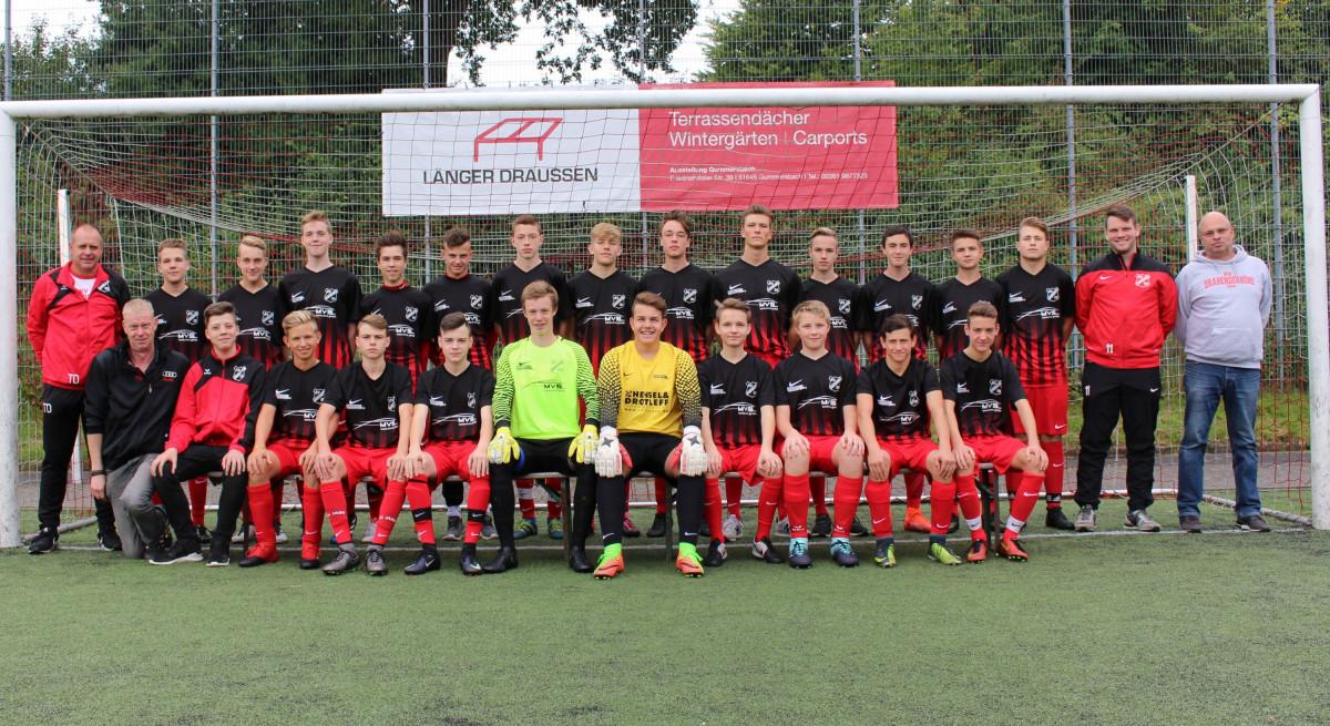 B1-Jugend 2018-2019