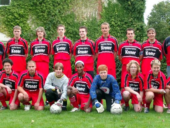 A-Jugend 2004-2005