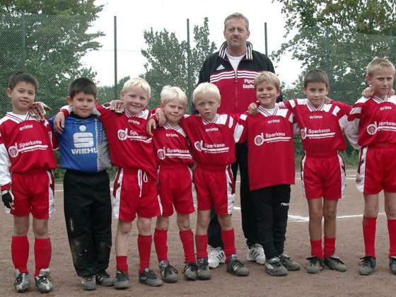 F2-Jugend 2002-2003