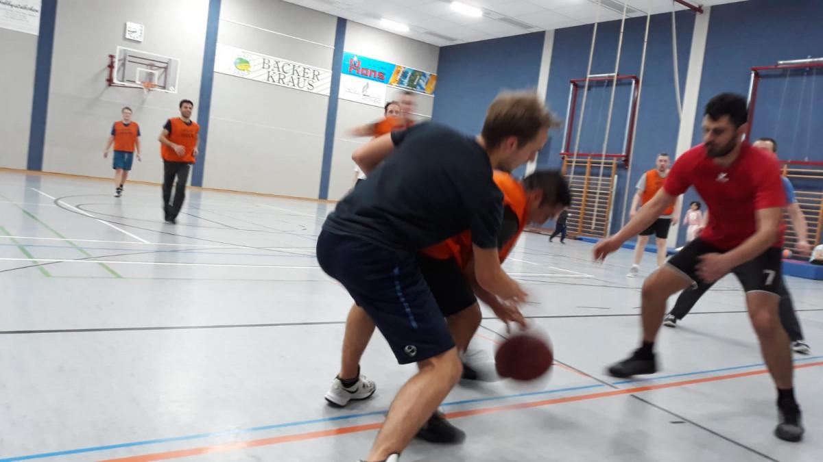 Ballsport - Basketball