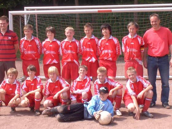 D1-Jugend 2007-2008 #2