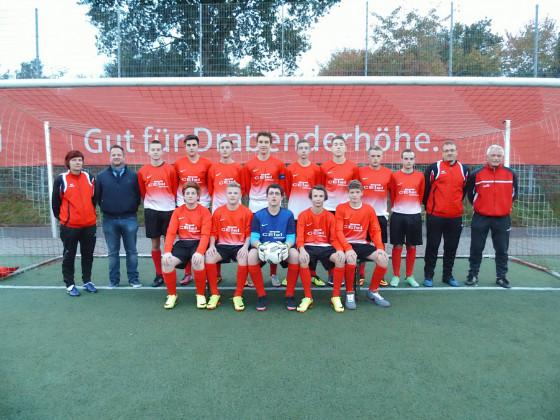B1-Jugend 2013-2014 #2