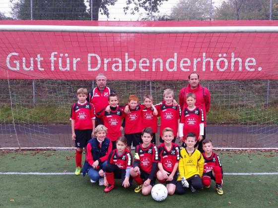 E1-Jugend 2014-2015