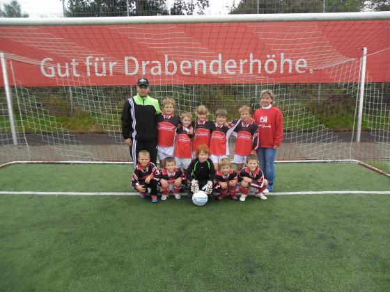F2-Jugend 2012-2013