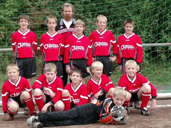 D2-Jugend 2002-2003