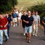 Planwagenfahrt 2003