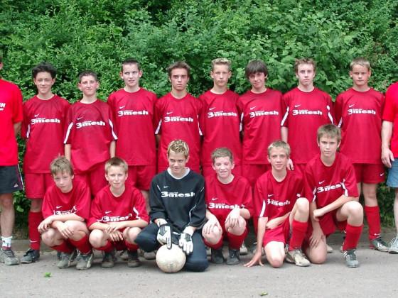 C1-Jugend 2002-2003