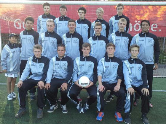 A-Jugend 2012-2014