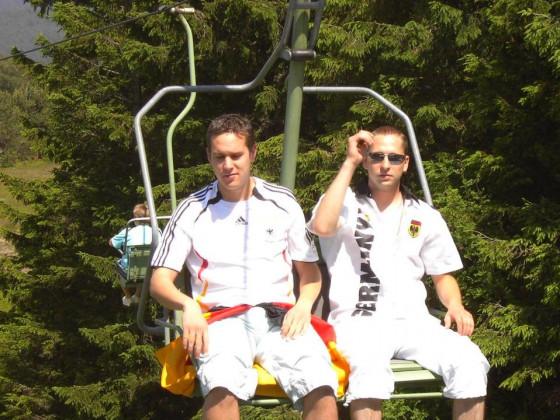 Meistertour nach Willingen 2005