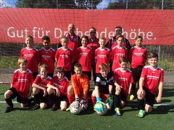 D2-Jugend 2014-2015