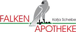 Logo der Falken-Apotheke Wiehl