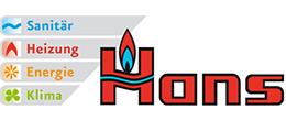 Logo der Hans GmbH